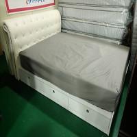 수납형 퀸침대